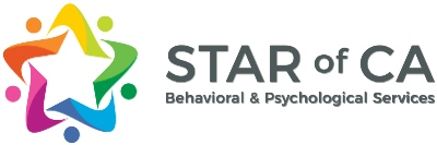 Star of CA Behavioral and Psychological Services logo