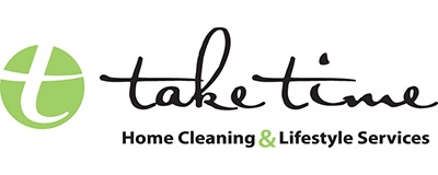 Take Time Home Cleaning logo