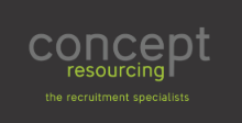 Concept Resourcing logo