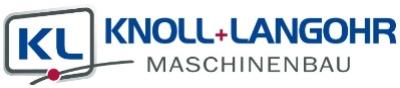 Knoll + Langohr Maschinenbau GmbH-Logo