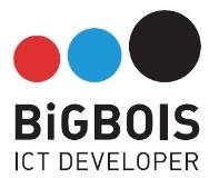 株式会社ビックボイスのロゴ