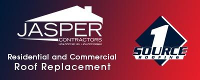 Jasper Contractors/One Source Roofing