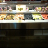 My fruit bar display