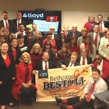 The Melville team at our Corporate HQs.