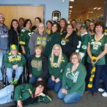 Pitney Bowes photo: Go Packers!
