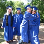 Oak Creek Ranch School photo: graduation!