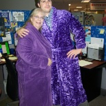 Quantum Health photo: Pajama Day during Coordinated Chaos 2013 :)