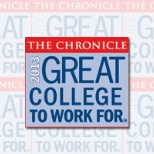 University of Central Oklahoma photo: Great Colleges to Work for 2013
