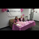 Bake sale for breast cancer