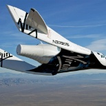 Virgin Galactic photo: SS2: SpaceShipTwo (SS2) is a sub-orbital spaceship.