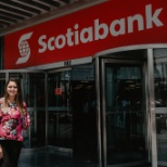 Scotiabank photo: Say hello to Scotiabank!