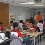 Company Chess Tournament