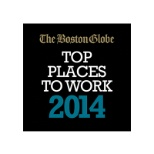 Top Places to Work, Globe 2014