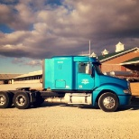 Midwest Dairy Transport, LLC photo: Blue Sky