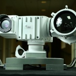 Leonardo DRS photo: DRS' commercial WatchMaster thermal vision surveillance system