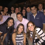 Bentley Systems photo: Brazil colleagues bonding