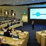 Meeting at Deloitte University