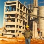 Cement Factory Construction