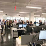 Our new NYC office!