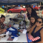 American Sun Components photo: 4th of July BBQ!