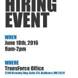 TransForce photo: Job Fair