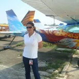 Iam a liaison officer in flying school aviation.