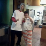 Halloween at taco bell