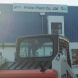 Bobcat Company photo: Prime plant co