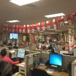 Holiday Team Decorating Contest