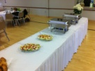 Wedding catered may 2012