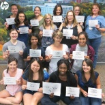 In case you didn't know, we've got brilliant engineering ladies at HP Boise!