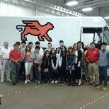 Pittsburg State University photo: Visited Smith Electric