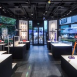 Dyson photo: Dyson Demo store, Shanghai | September 2017