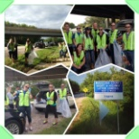 INPRO photo: Highway cleanup time!