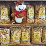 Buc-ee's photo: No one loves Beaver Nuggets as much as Buc-ee!