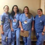 Some of the nurses on our Labor and Delivery team