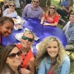 During Team Appreciation Week, food and fun are central to TSYS.