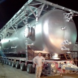 Nellson Nutraceutical Canada photo: ASME pressure vessel.