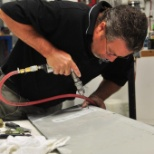 Applied Composites Engineering photo: Structural Repair