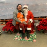 photo de l'entreprise Home Depot, Christmas