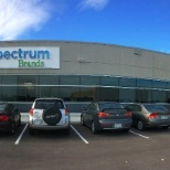 una fabrica  de espectrum brands