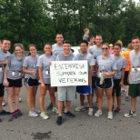Enterprise Holdings photo: Founded by a veteran, Enterprise supports our military community.