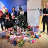 Overstock's Christmas Giving Tree