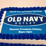 the old navy cake