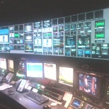 Bloomberg photo: Master Control Room