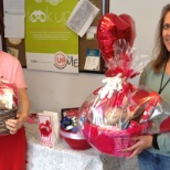 photo of Global Payments Inc., The Myersville team celebrated Valentines Day this year all week.