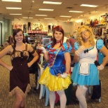 Halloween at Maurices!!