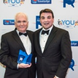 Travelodge UK photo: Travelodge's Annual Conference - Our Roomie Award Winners