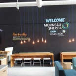 Morneau Shepell photo: Our Vancouver office