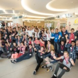 50 high school students tour Cochlear - Cochlear Autumn School of Engineering